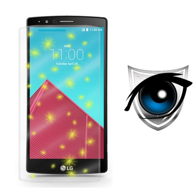 D&A LG G4 (5.5吋)日本9H藍光疏油疏水增豔螢幕貼