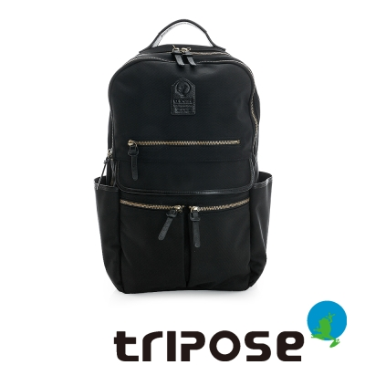 tripose STURDY系列輕都會機能後背包 大  ~ 黑