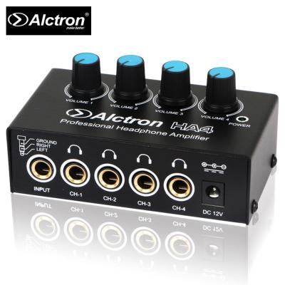 ALCTRON HA4 四路耳機分配器