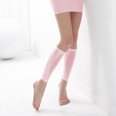 瑪登瑪朵 輕生活‧好酷塑  中機能塑腿套(嫩透粉)