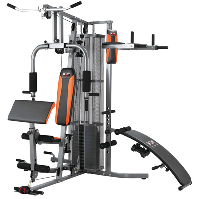 全方位個人 綜合重量訓練機