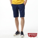 5th STREET 短褲 街霸基本休閒色褲-男-丈青