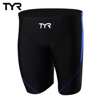 美國TYR男用訓練及膝泳褲Ray Jammer Royal 台灣總代理