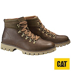 CAT CRUX 舒適系列男靴-咖啡(722506)