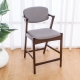 Boden-莫理斯實木吧台椅/吧檯椅/高腳椅(矮)52x60x94cm product thumbnail 1