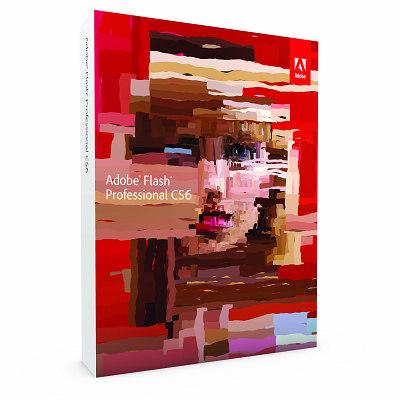 Adobe Flash Pro CS6 中文升級版-從CS5.5升級 Win