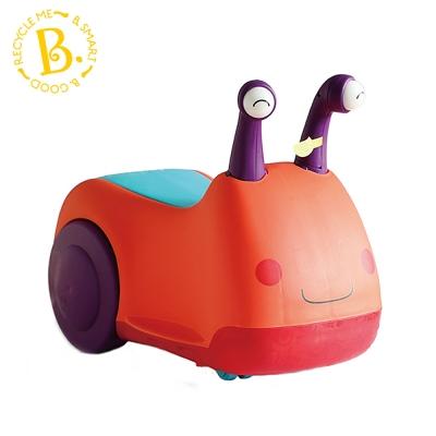 美國 【B.Toys】 蝸牛叭噗