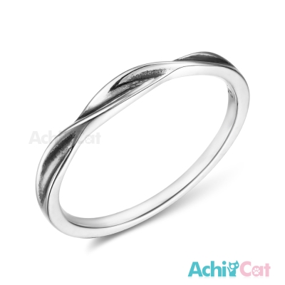 AchiCat 925純銀戒指尾戒 無可取代