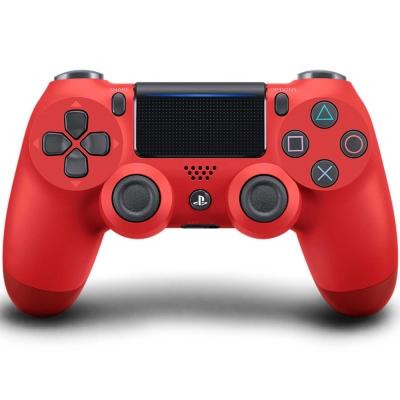 PS4-原廠無線控制器-熔岩紅-CUH-ZCT2