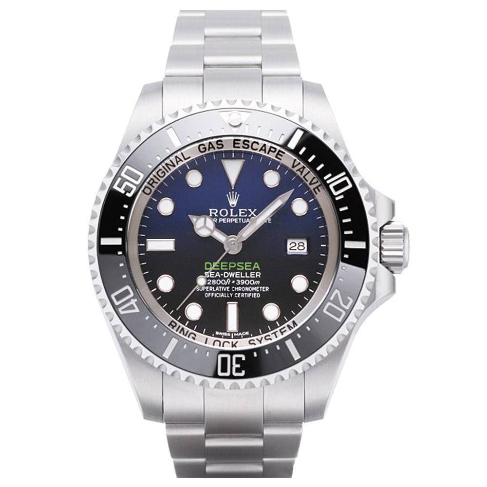 ROLEX 勞力士 116660 Deepsea D-Blue 3900漸層海使-44mm