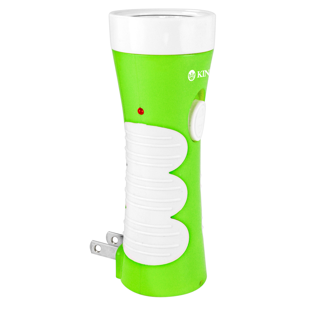 KINYO 可驗鈔充電式LED手電筒(LED301)