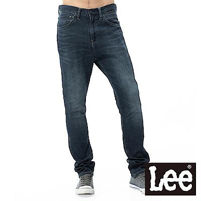 Lee 牛仔褲 552 針織哈倫褲-男款(藍)