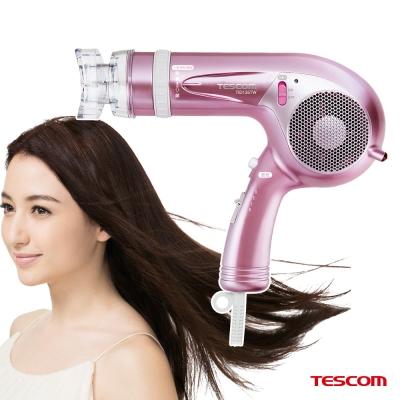 TESCOM 大風量負離子吹風機 TID135TW (粉色)
