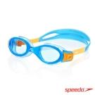 SPEEDO 兒童泳鏡 Futura Biofuse 藍-黃