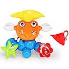 JoyNa 兒童洗澡戲水玩具 大螃蟹花灑沐浴玩具