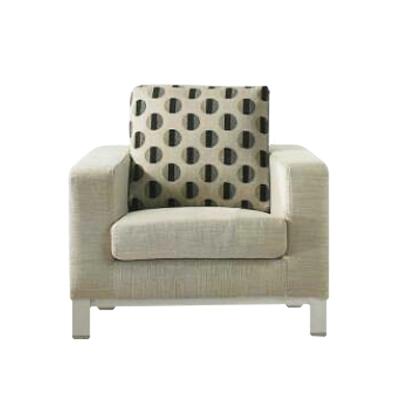 Bernice-瑪莎單人座布沙發