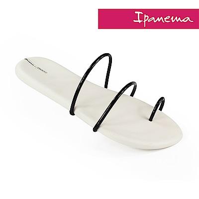 IPANEMA x STARCK 設計師菲利普史塔克聯名款 U系列-白色/黑色