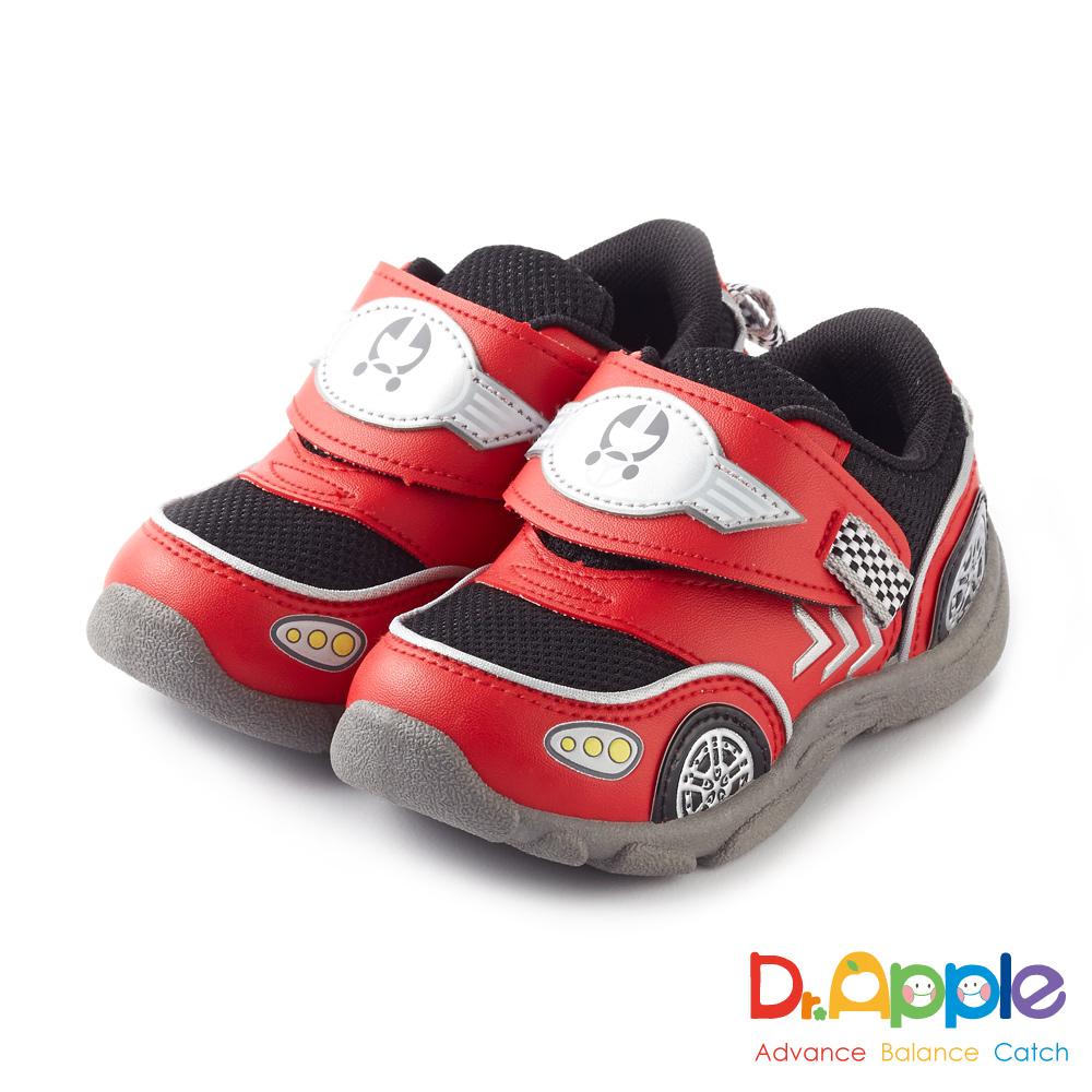 Dr. Apple 機能童鞋 速度奔馳鮮色超跑童鞋款 紅