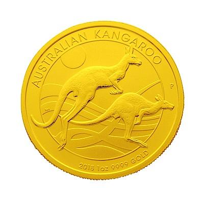 2018年澳洲袋鼠金幣-1盎司(OZ)