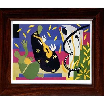 開運陶源【抽象畫1】Matisse名畫小幅