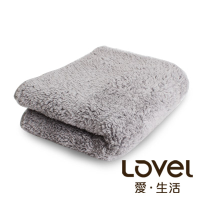 LOVEL 7倍強效吸水抗菌超細纖維毛巾(共9色)