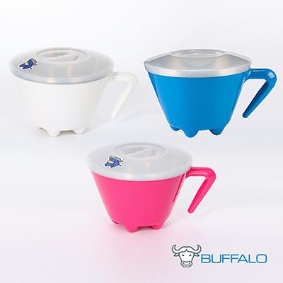 牛頭牌 不銹鋼雙層防燙杯碗(3入組)