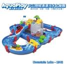 瑞典Aquaplay 火山歷險漂漂河水上樂園玩具-1542