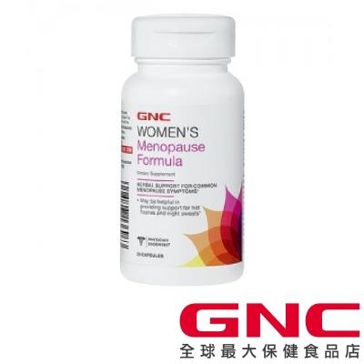 GNC健安喜 大豆異黃酮 婦樂得膠囊食品30顆