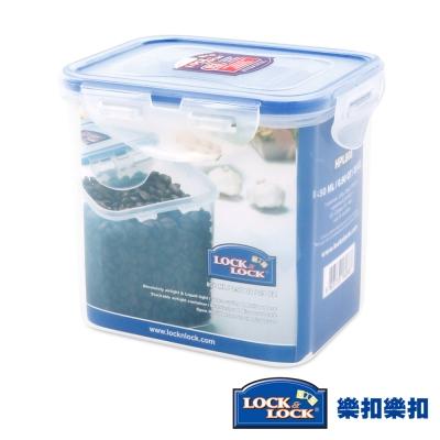 樂扣樂扣CLASSICS系列PP高桶保鮮盒-長方形850ML(8H)