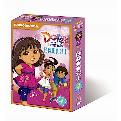 DORA FRIEND 4DVD