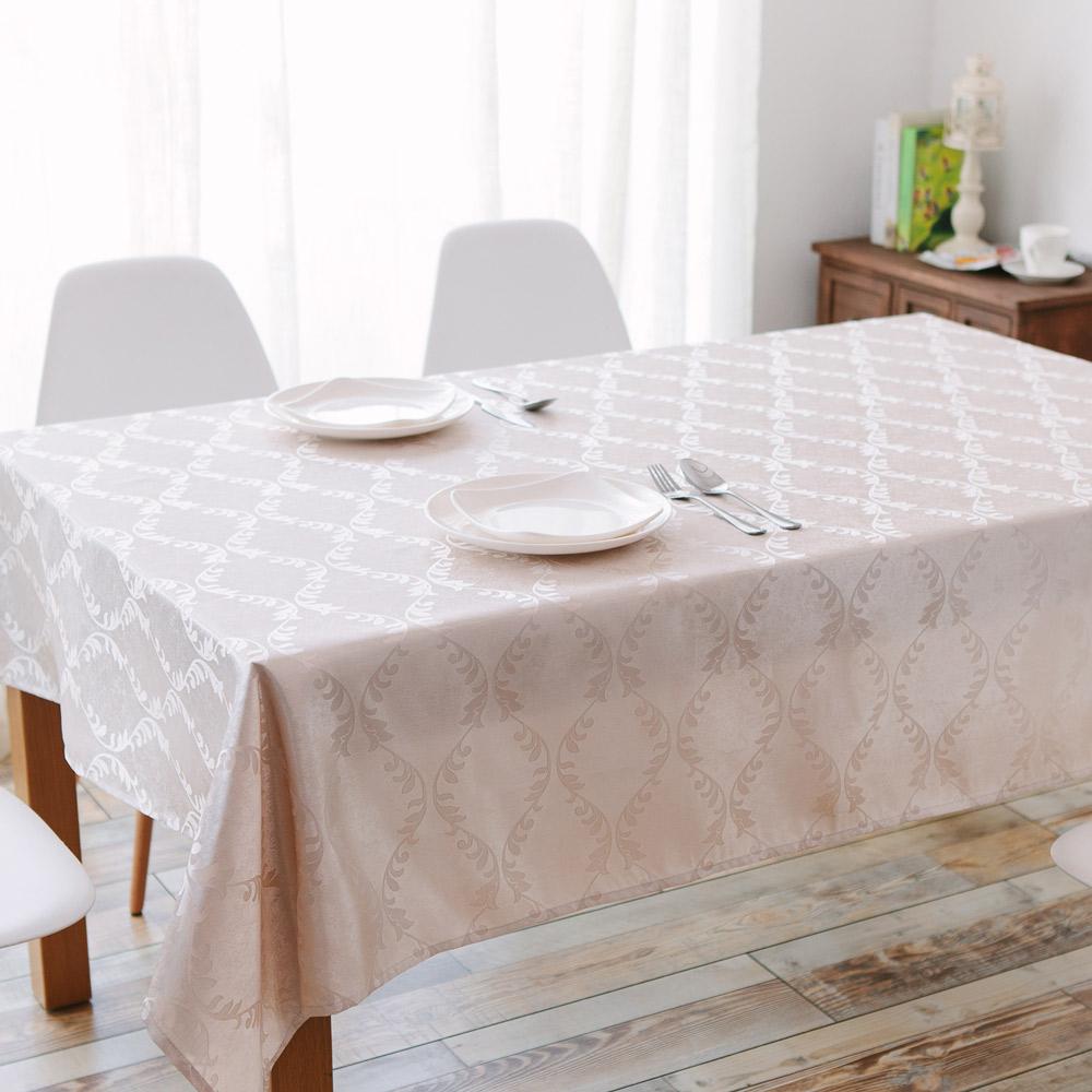 伊美居 - 桂冠防潑水桌巾 120cmX120cm 1件