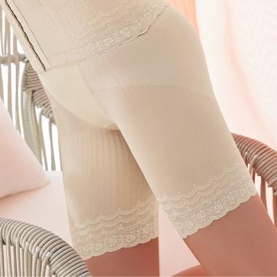 曼黛瑪璉-14AW重機能高腰中管束褲S-XXL(粉透膚)