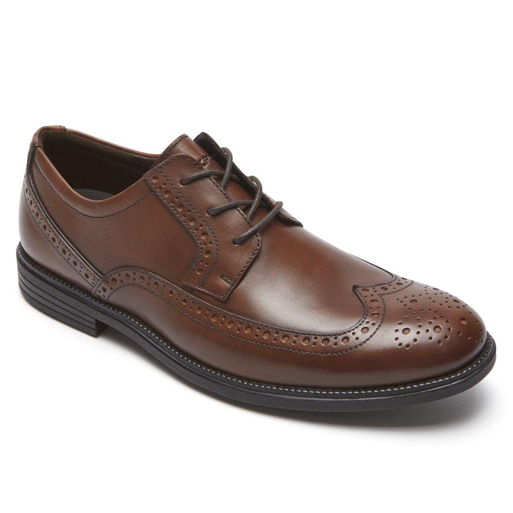 ROCKPORT都會雅仕系列正裝紳士皮鞋-ROM7276SD18
