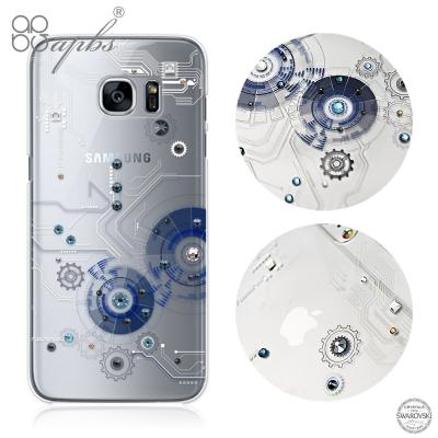 apbs Samsung Galaxy S7 edge 施華洛世奇彩鑽手機殼-驅動
