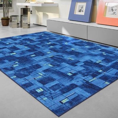 范登伯格 - 朝暘 朝暘 進口地毯-星辰 (藍) (大款-200x260cm)