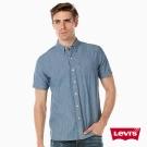 襯衫 短袖 男裝 牛仔 - Levis