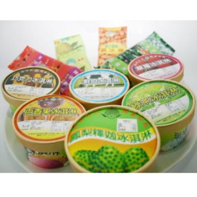 班鳩冰店 冰淇淋(6盒)+冰棒(11支)