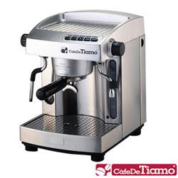 Tiamo WPM 義式半自動咖啡機 KD-210s-銀色(HG0966S)