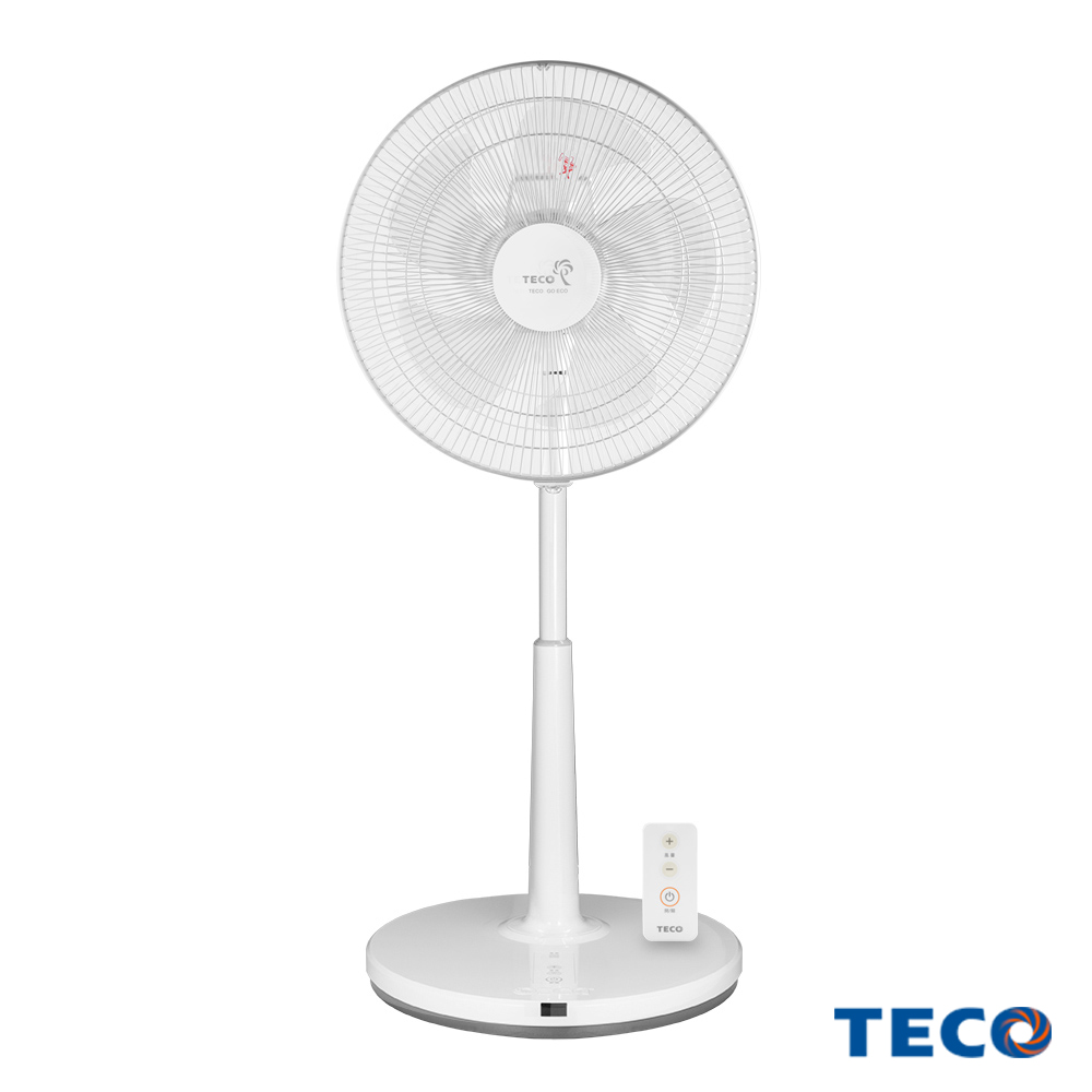 TECO東元14吋DC馬達遙控風扇XA1476BRD