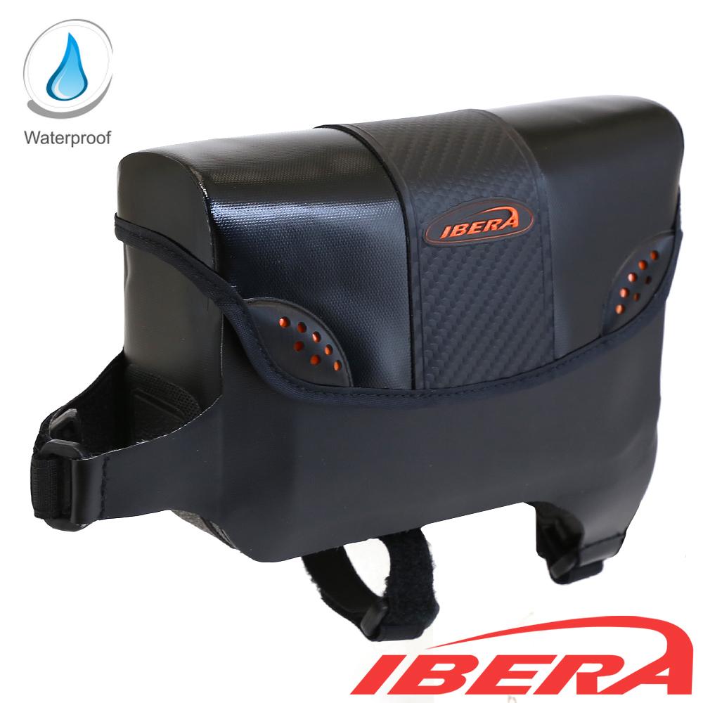 IBERA 自行車專用防水上管袋