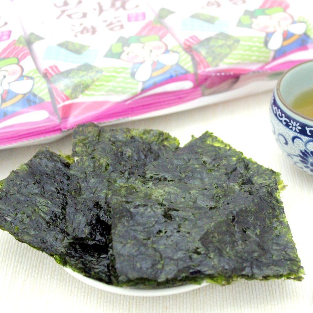 海仙 韓系岩燒海苔(3入/組)