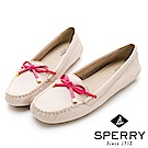 SPERRY 都會亮眼舒適牛皮開車鞋(女)-粉紅