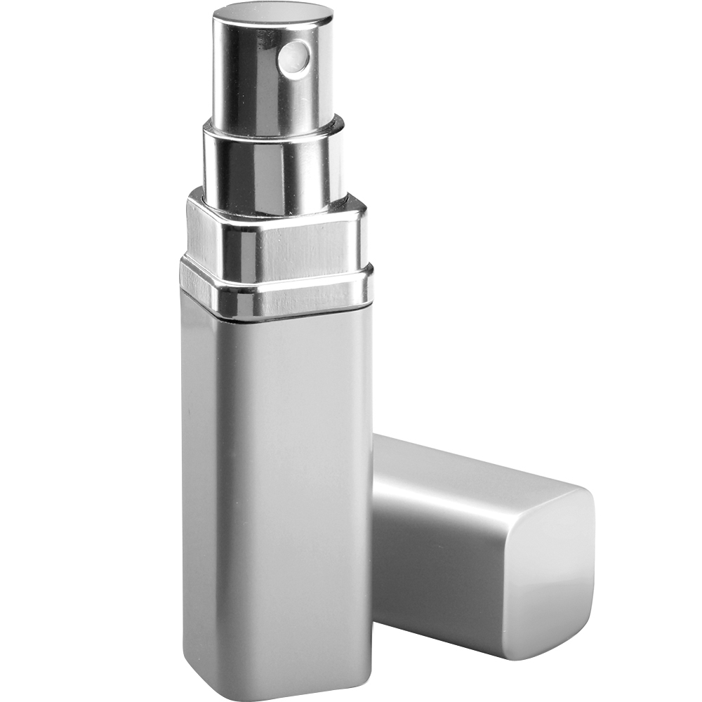 REFLECTS Perfume 隨身香水瓶(方霧銀)