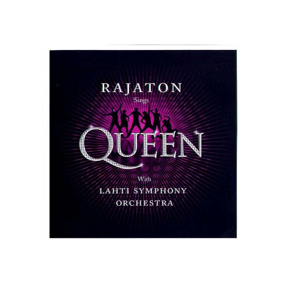 無限&拉提交響樂團 - Queen CD