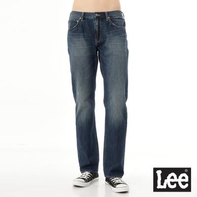 Lee 牛仔褲 743 中腰舒適直筒牛仔褲Regional-男款