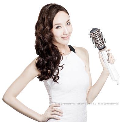 隋棠-飛利浦沙龍級美髮自動造型梳HP8664-快速到貨