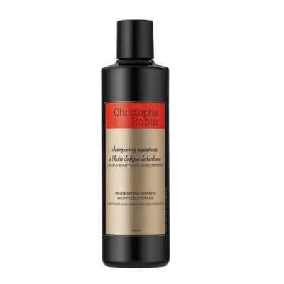 Christophe Robin 刺梨籽油滋養修護洗髮露250ml