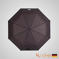 德國kobold 迪士尼官方授權-晴雨兩用傘-水滴米奇-咖啡