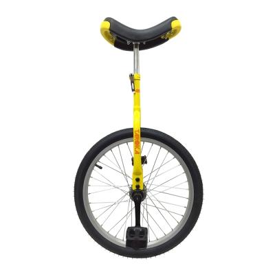 TAROKA 道路家 20吋單輪車-鮮黃色