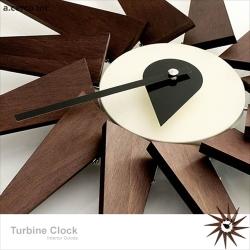 a.cerco 渦輪掛鐘 Turbine Clock